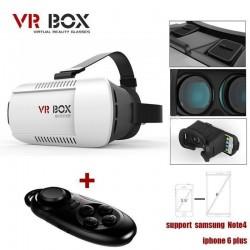 Gafas Realidad Virtual 3D para Móvil VR Box 1.0